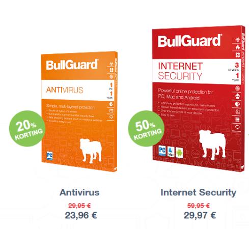 Bullguard Antivirus review 2018