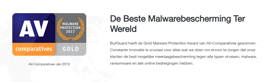 Bullguard Internet Security review 2018