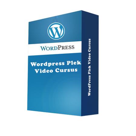 wordpress online cursus