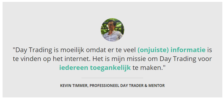 wie is kevin timmer