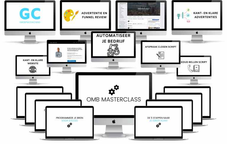omb masterclass inhoud